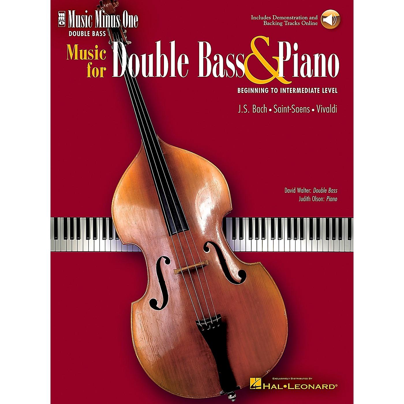 Hal Leonard Contest Solos for Double Bass thumbnail