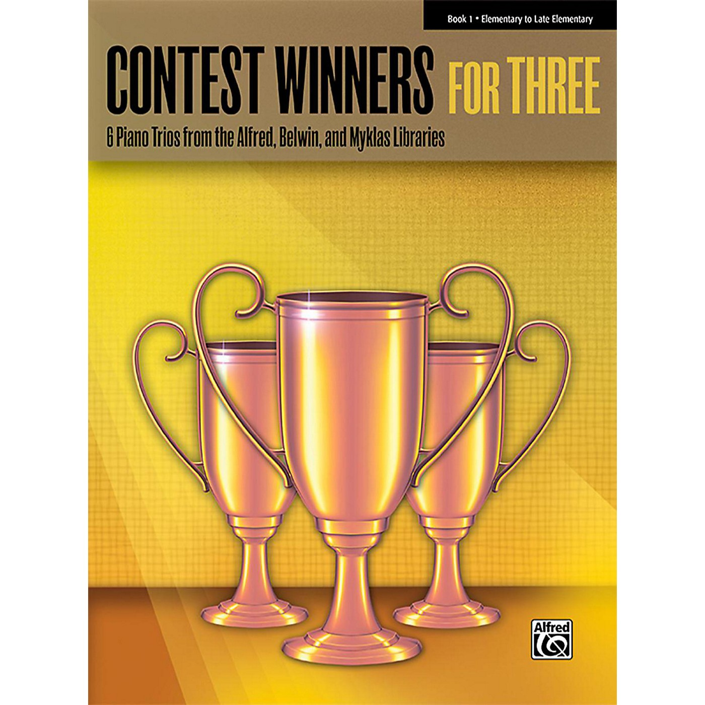 Alfred Contest Winners for Three Book 1 Elementary / Late Elementary Piano thumbnail