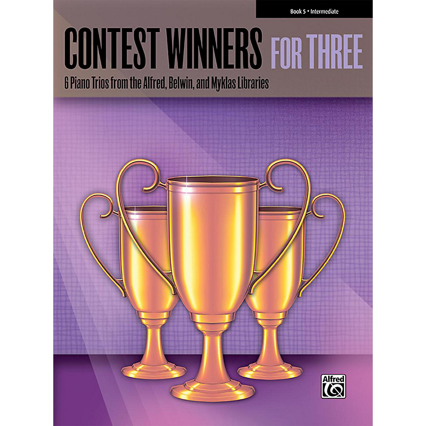 Alfred Contest Winners for Three Book 5 Intermediate Piano thumbnail