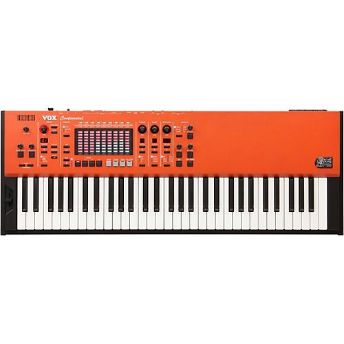 Vox Continental 61-Key Performance Synthesizer Organ thumbnail