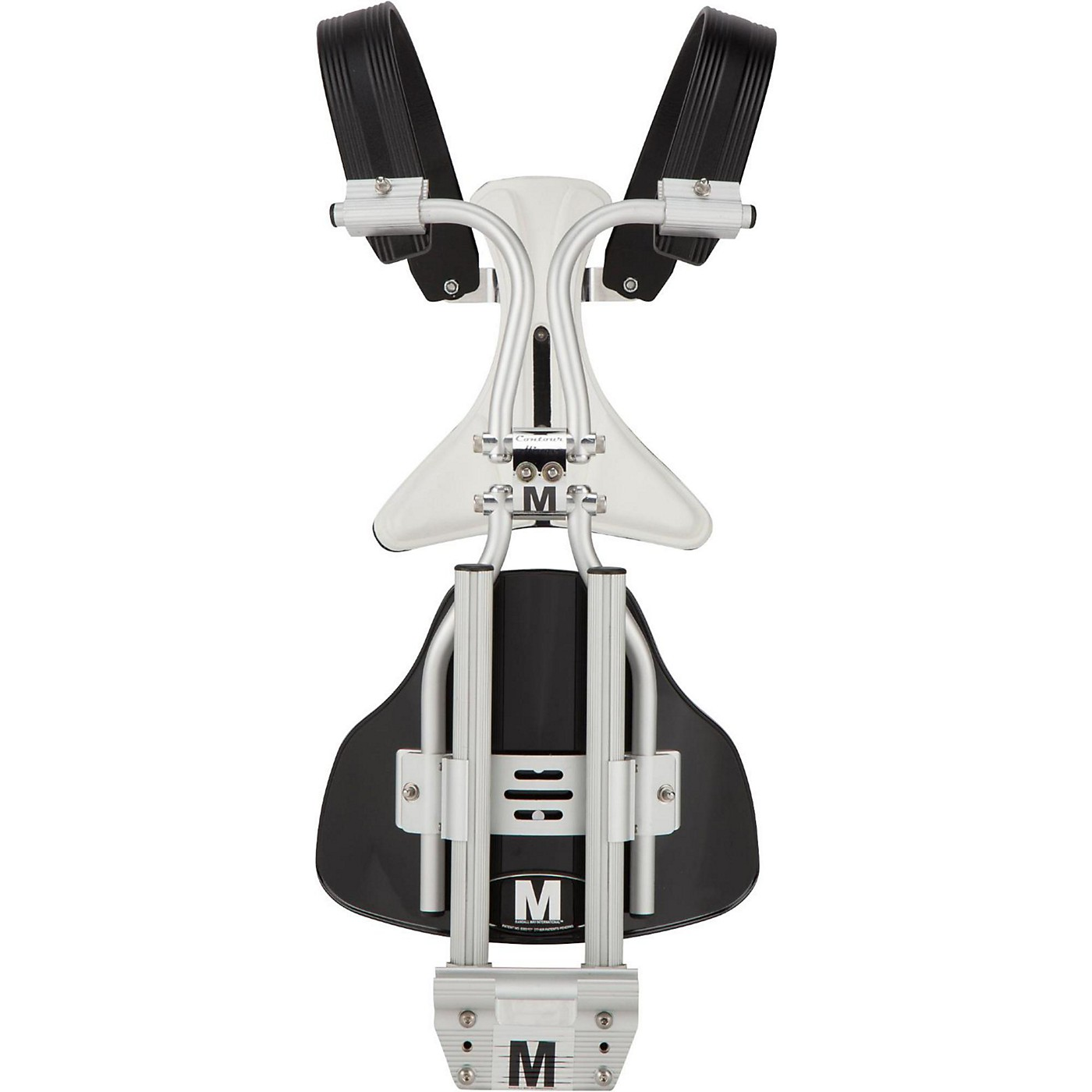 Yamaha Contour Hinge BiPosto Tenor Marching Carrier with ABS thumbnail