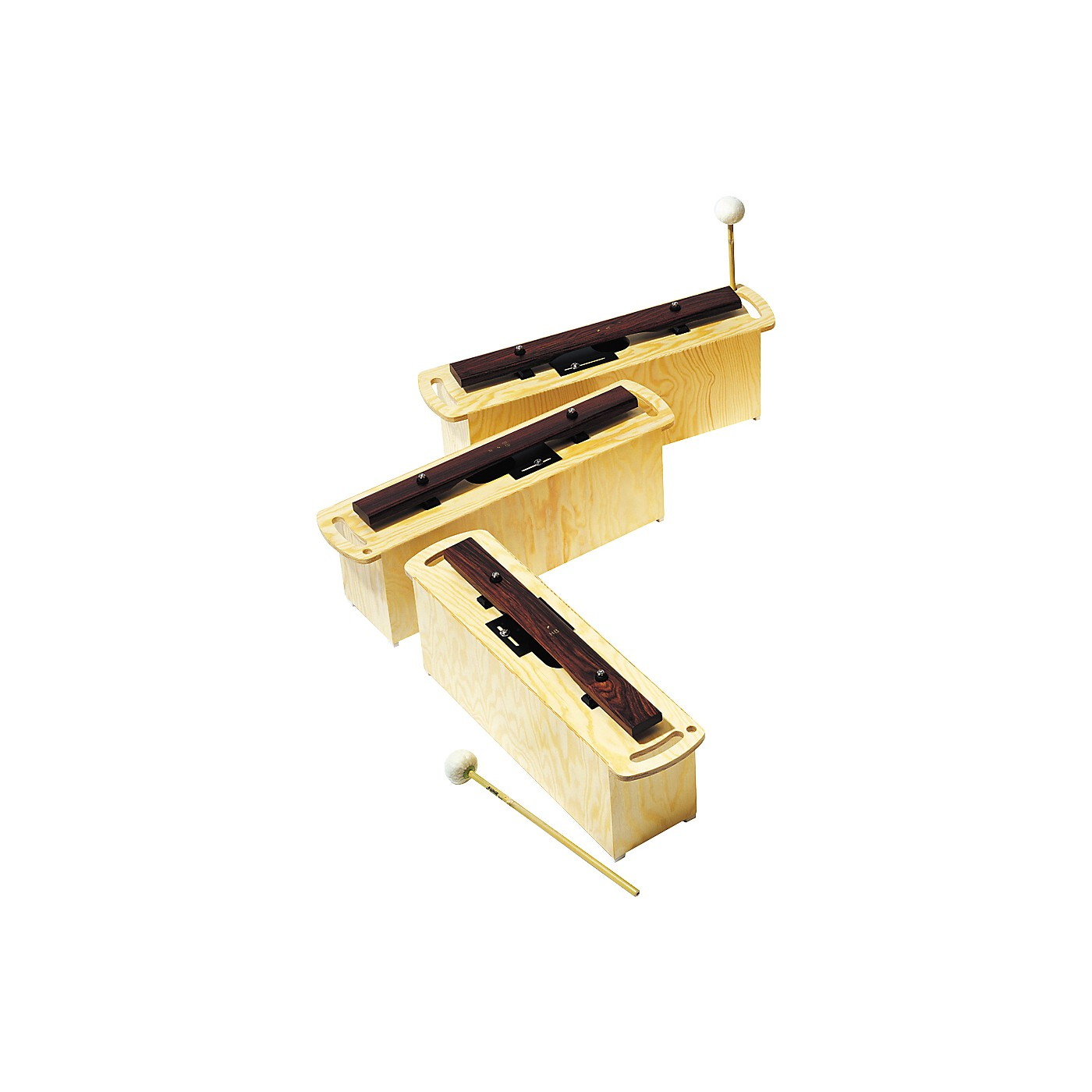 Sonor Orff Contrabass Rosewood Chime Bar thumbnail