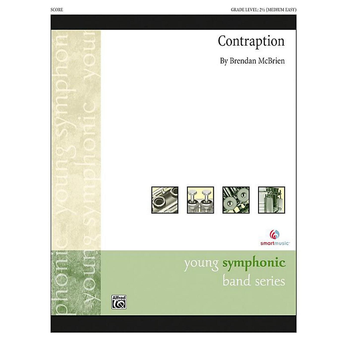 Alfred Contraption Grade 2.5 (Medium Easy) thumbnail