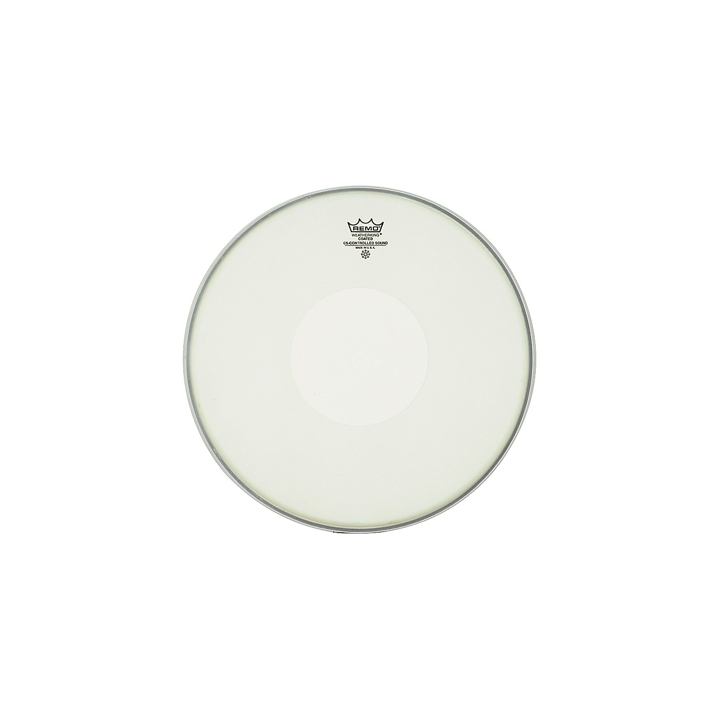 Remo Controlled Sound Coated Dot Top Snare Batter thumbnail