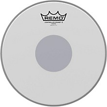 Remo Controlled Sound X with Black Dot On Bottom