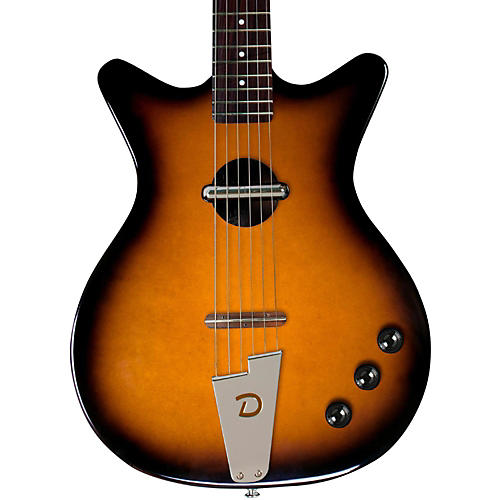 Danelectro Convertible Acoustic-Electric Guitar thumbnail
