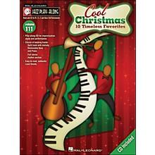 Hal Leonard Cool Christmas - Jazz Play-Along Volume 111 (CD/Pkg)