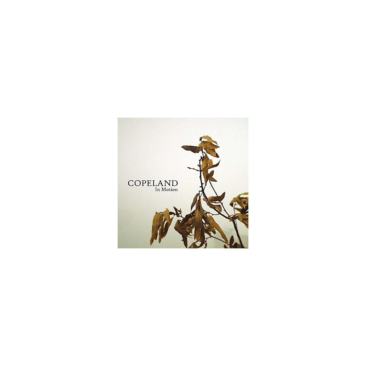 Alliance Copeland - In Motion thumbnail