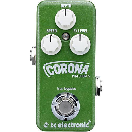 TC Electronic Corona Mini Chorus Guitar Effects Pedal thumbnail