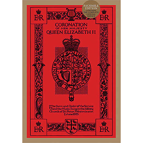 Novello Coronation of Her Majesty Queen Elizabeth II (Facsimile Edition) SATB thumbnail