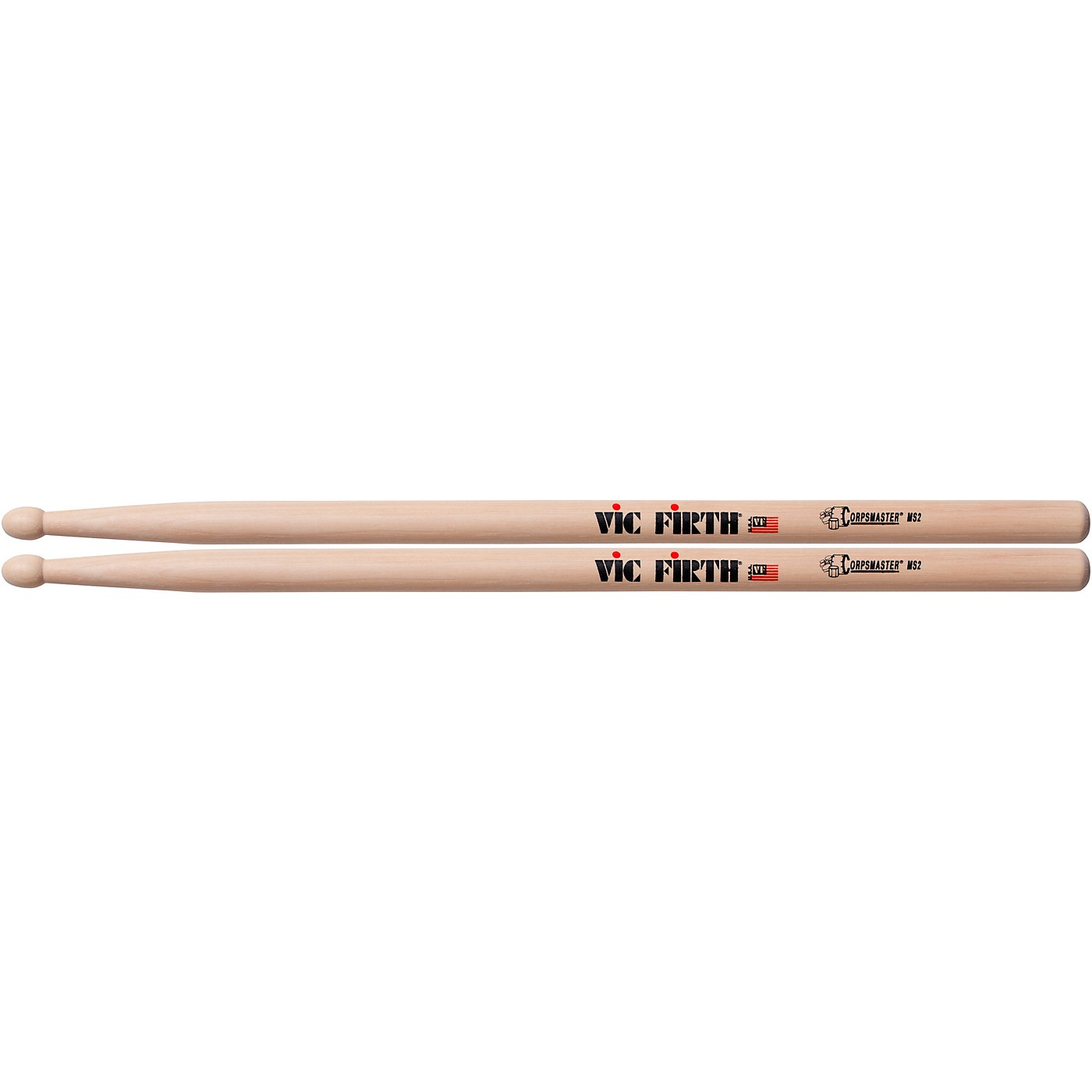 Vic Firth Corpsmaster Snare Sticks thumbnail