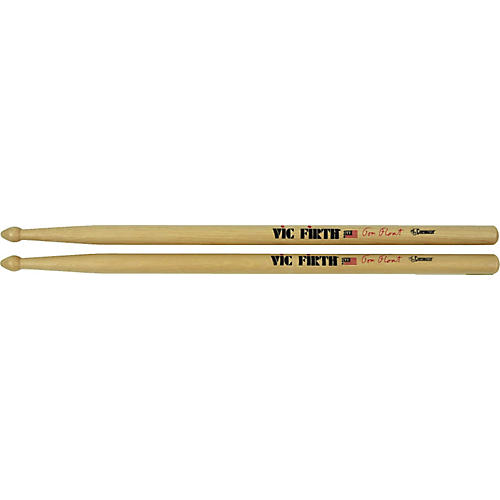 Vic Firth Corpsmaster Tom Float Snare Sticks thumbnail