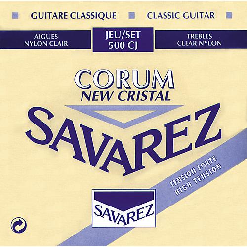 Savarez Corum New Cristal 500CJ High Tension Strings thumbnail