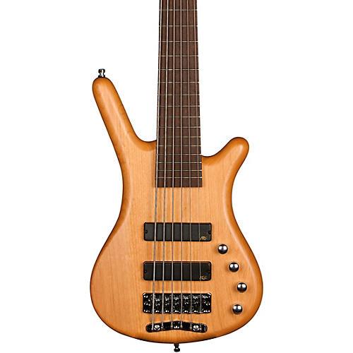Warwick Corvette Basic Active 6-String Electric Bass Guitar thumbnail