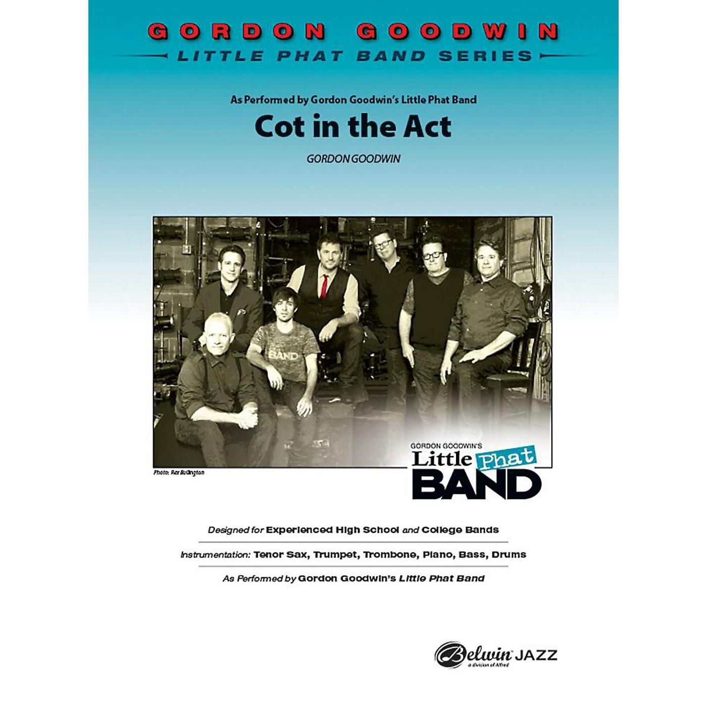 Alfred Cot in the Act Jazz Band Grade 5 Set thumbnail