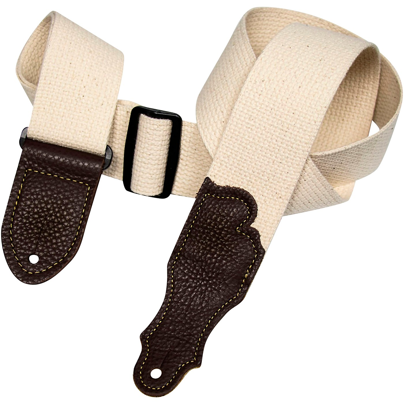 Franklin Strap Cotton Guitar Strap with Glove Leather End Tabs thumbnail