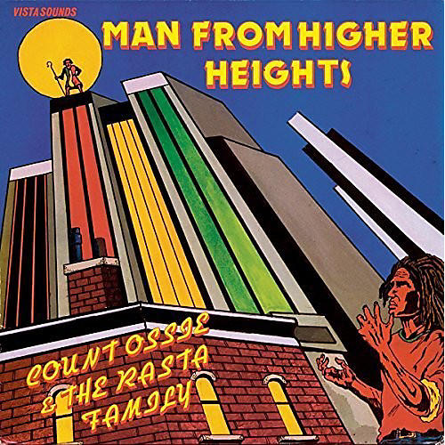 Alliance Count Ossie & the Rasta Family - Man From Higher Heights thumbnail
