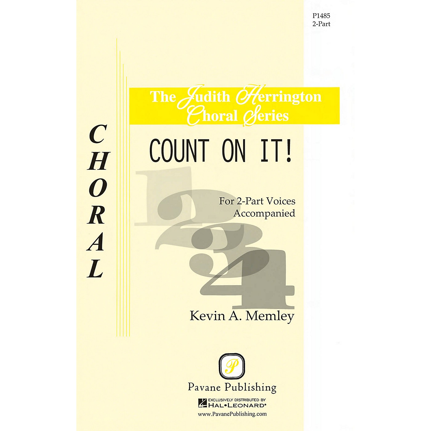 Pavane Count on It! 2-Part composed by Kevin A. Memley thumbnail