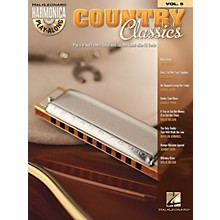 Hal Leonard Country Classics (Harmonica Play-Along Volume 5) Harmonica Play-Along Series Softcover with CD