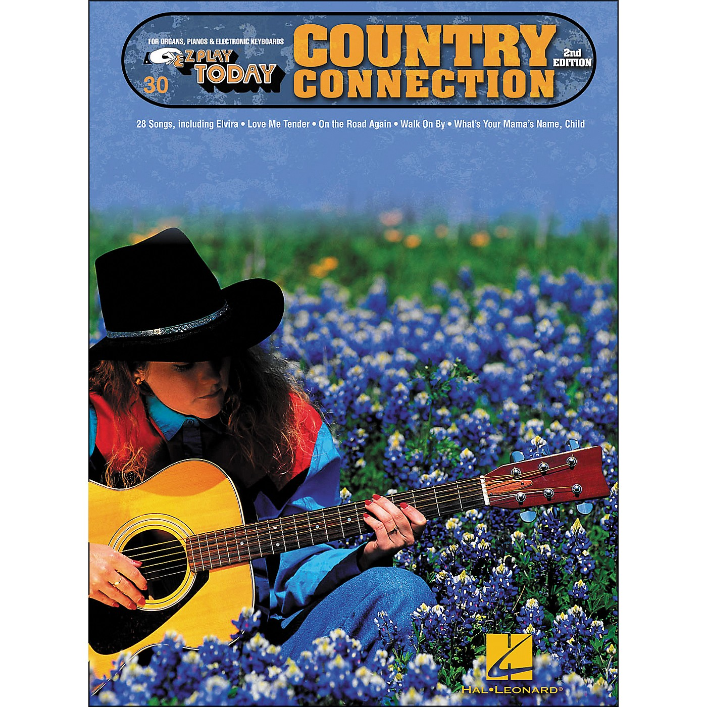 Hal Leonard Country Connection 2nd Edition E-Z Play 30 thumbnail