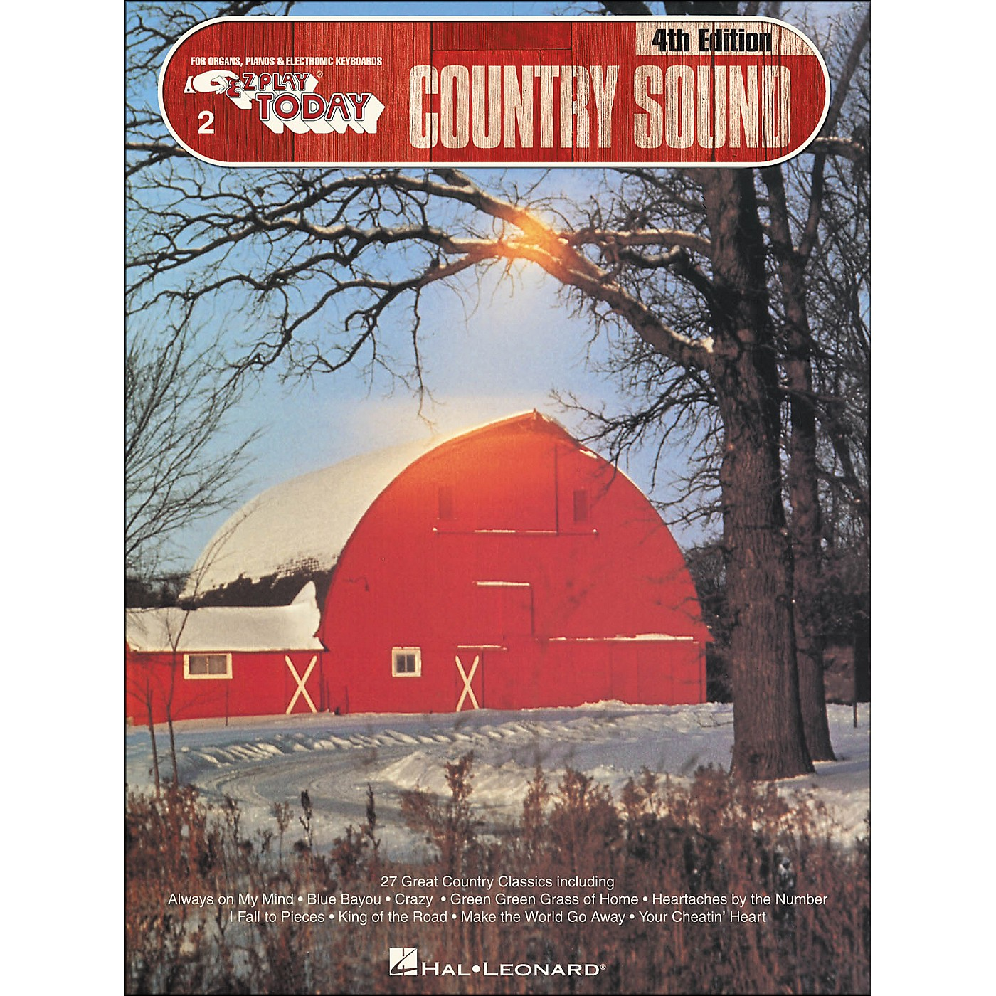 Hal Leonard Country Sound 4th Edition E-Z Play 2 thumbnail