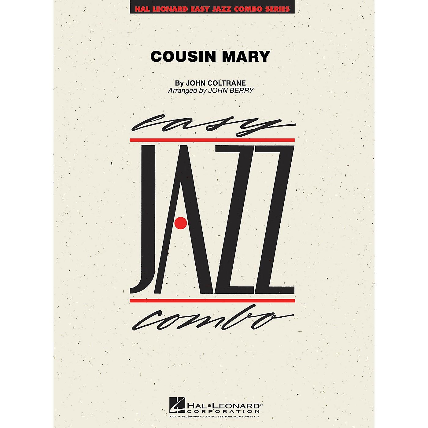 Hal Leonard Cousin Mary Jazz Band Level 2 Arranged by John Berry thumbnail
