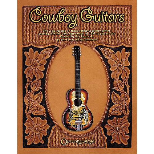 Centerstream Publishing Cowboy Guitars - Softcover Book thumbnail