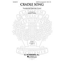 G. Schirmer Cradle Song SSA Arranged by Marie Pooler