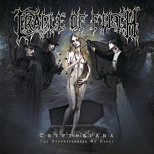 Alliance Cradle of Filth - Cryptoriana: The Seductiveness Of Decay thumbnail