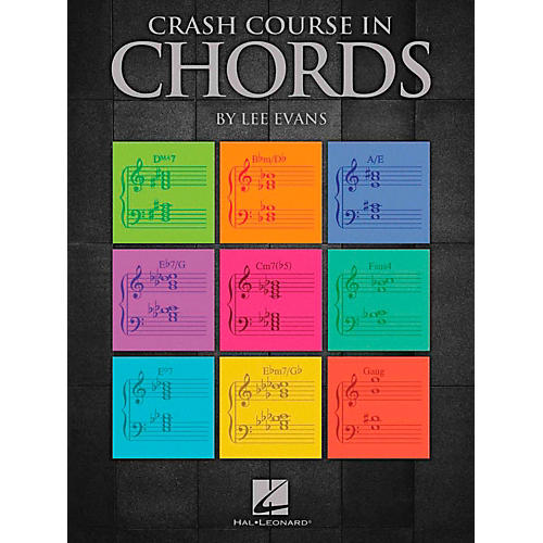 Hal Leonard Crash Course In Chords thumbnail