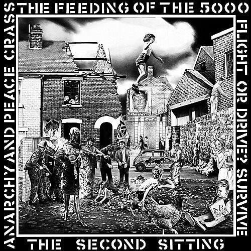 Alliance Crass - Feeding of the 5000 thumbnail