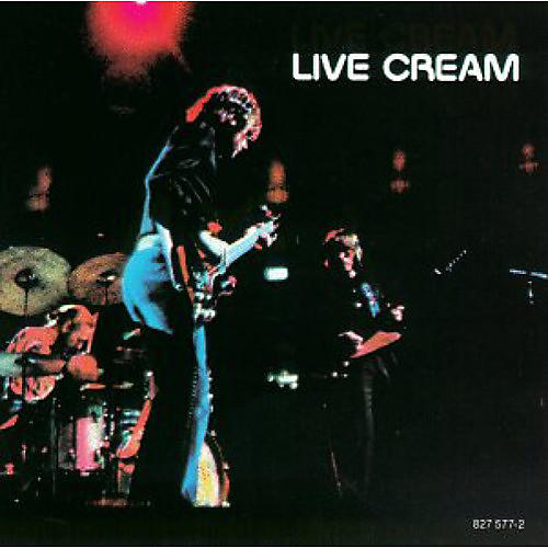 Alliance Cream - Live Cream thumbnail
