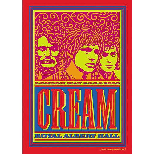 Alfred Cream - Royal Albert Hall 2005 2-DVD Set thumbnail