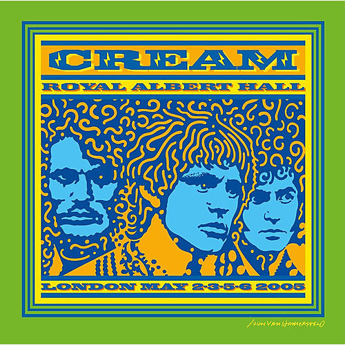 Alliance Cream - Royal Albert Hall 2005 thumbnail