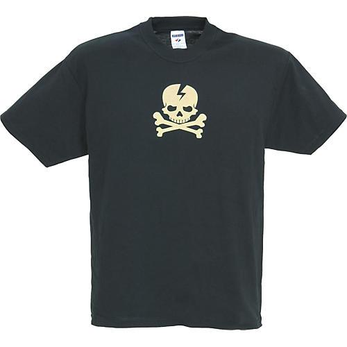 Gear One Cream Skull 'n' Bones T-Shirt thumbnail