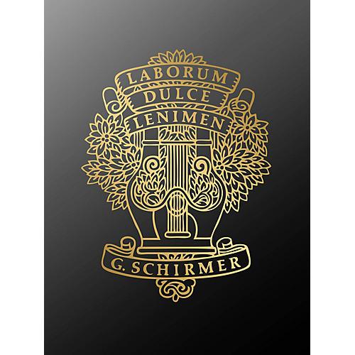G. Schirmer Create in Me a Clean Heart, O God SAB Composed by Carl F. Mueller thumbnail