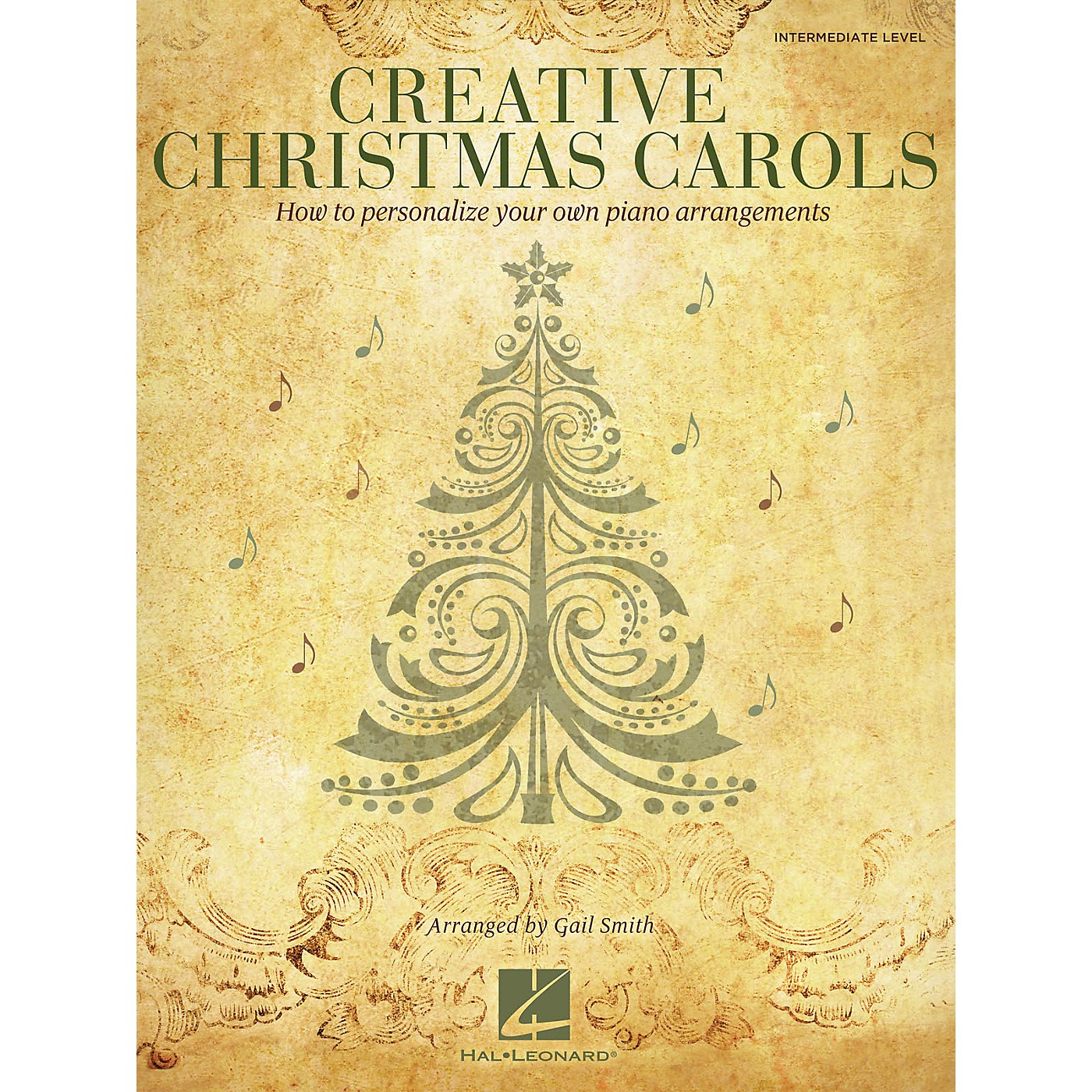 Hal Leonard Creative Christmas Carols Educational Piano Solo Series Softcover thumbnail