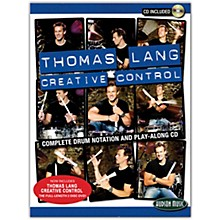 Hudson Music Creative Control Percussion Series by Thomas Lang Book/CD/Online Media