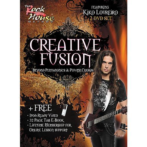 Rock House Creative Fusion Beyond Pentatonics & Power Chords (2-DVD Set)-thumbnail