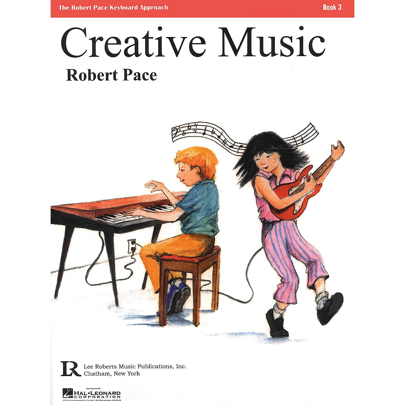 Lee Roberts Creative Music (Book 3) Pace Piano Education Series thumbnail