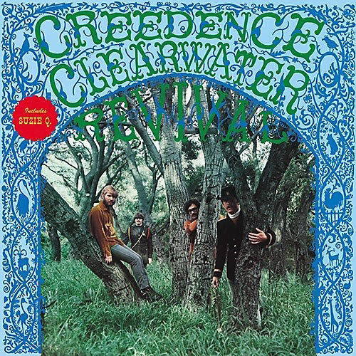 Alliance Creedence Clearwater Revival - Creedence Clearwater Revival (Half Speed Master) thumbnail