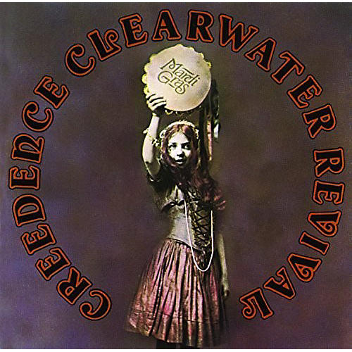 Alliance Creedence Clearwater Revival - Mardi Gras thumbnail