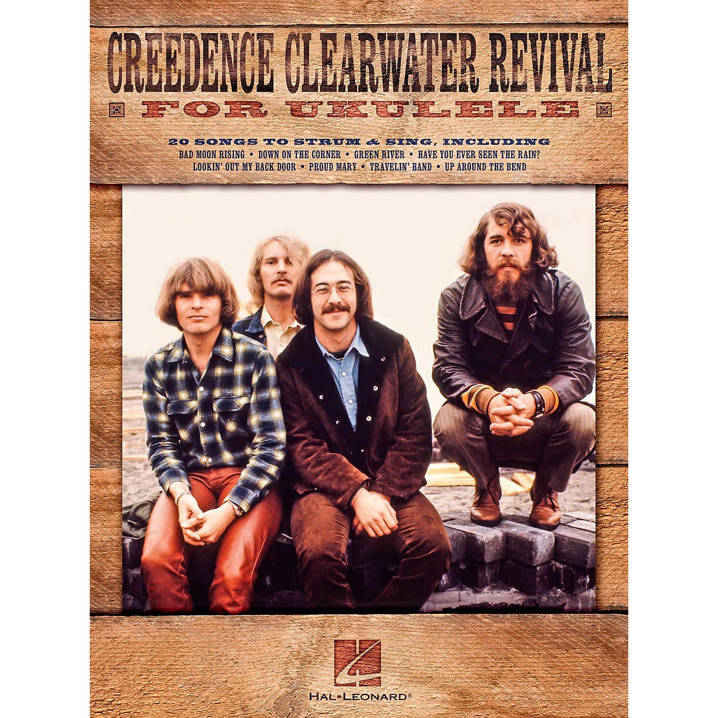 Hal Leonard Creedence Clearwater Revival For Ukulele thumbnail