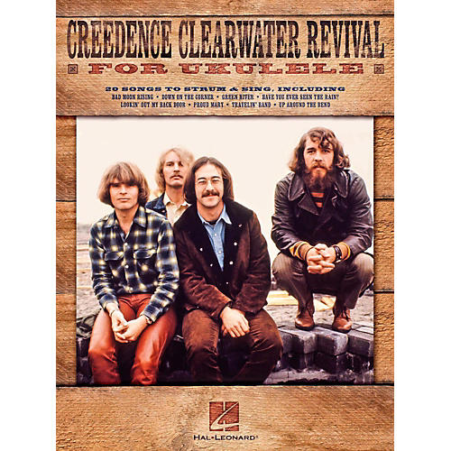Hal Leonard Creedence Clearwater Revival For Ukulele thumbnail