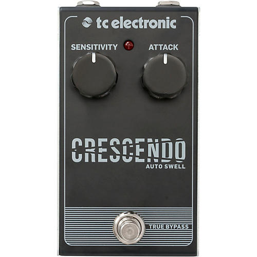 TC Electronic Crescendo Auto Swell Effects Pedal thumbnail