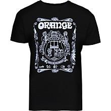Orange Amplifiers Crest T-Shirt