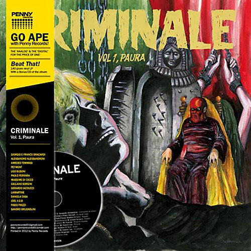 Alliance Criminale Vol. 1 - Paura thumbnail