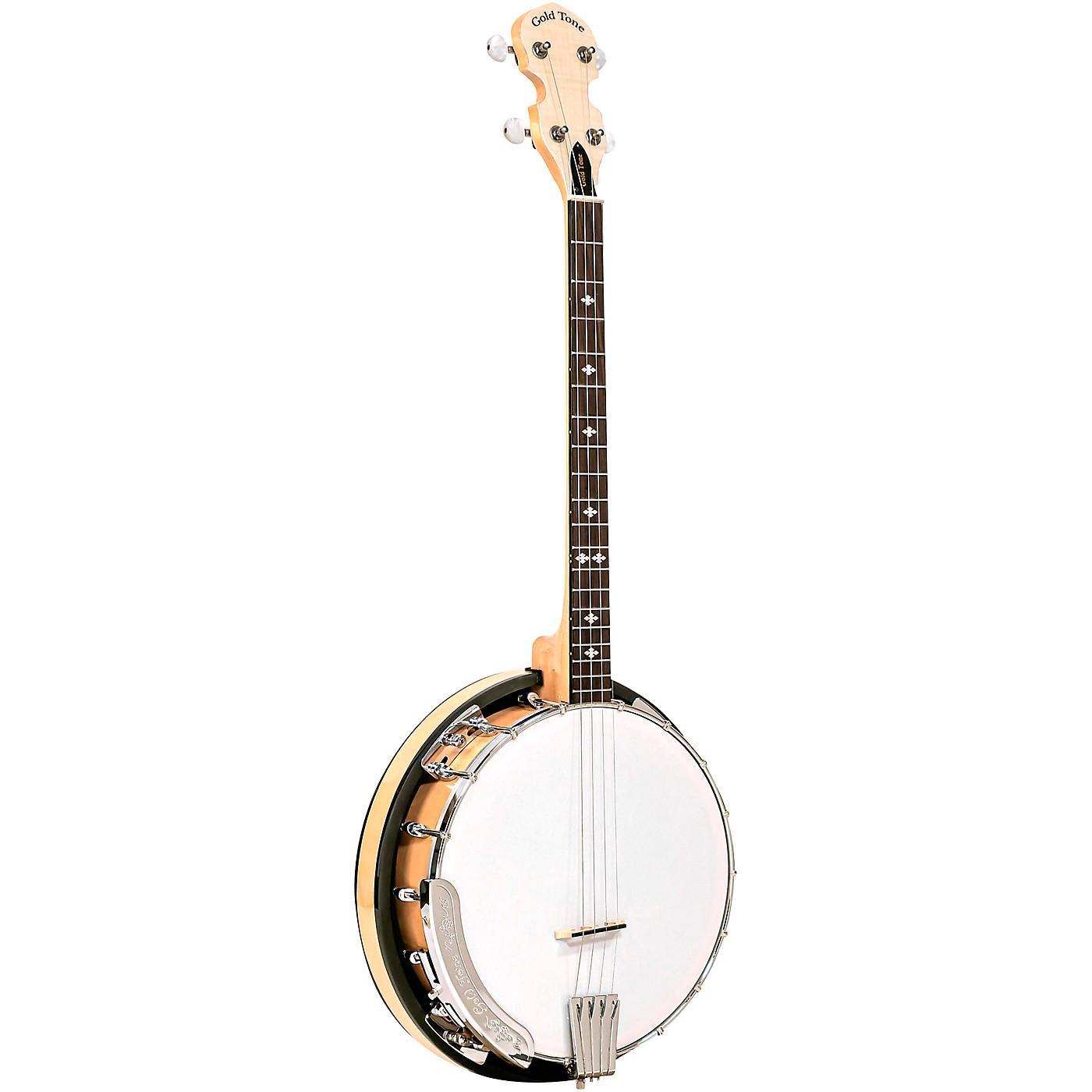 Gold Tone Cripple Creek Tenor Banjo thumbnail