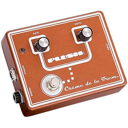 Plush Cr¨me De La Trem Tremolo Guitar Effects Pedal-thumbnail
