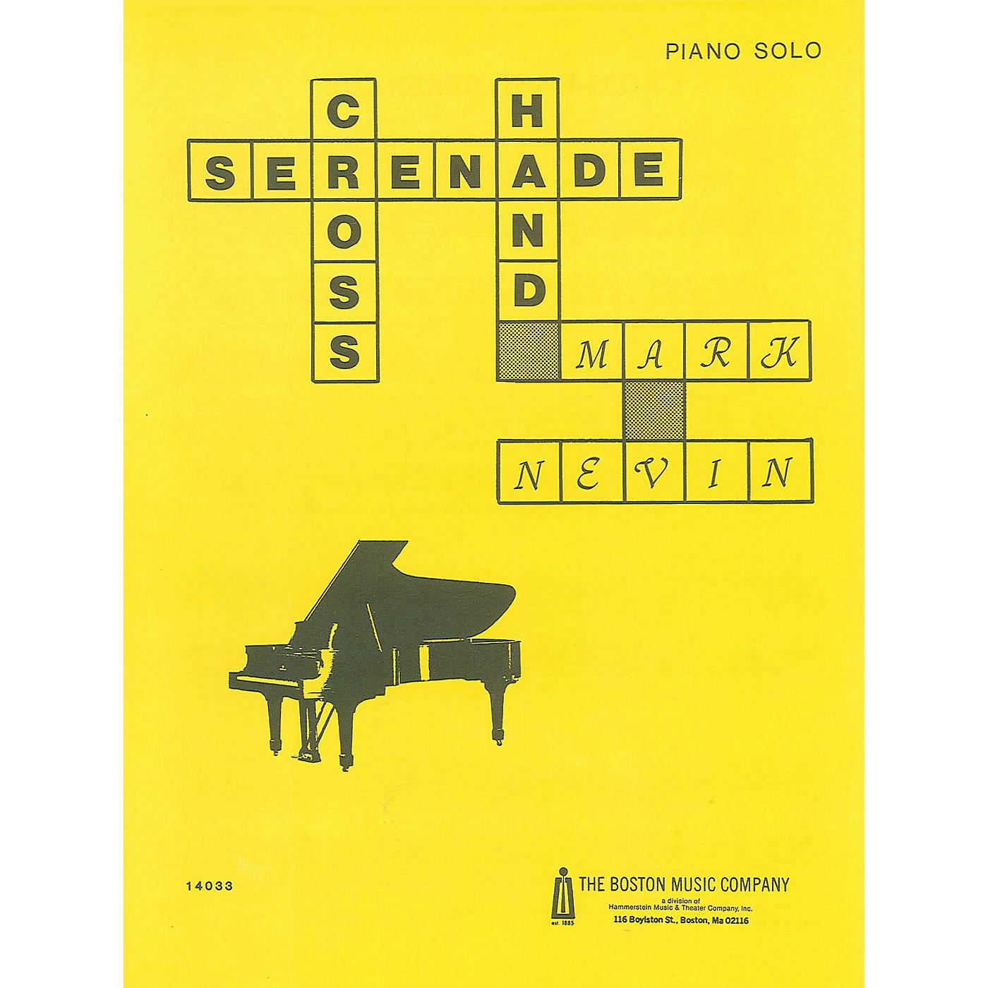 Music Sales Cross-Hand Serenade Music Sales America Series thumbnail